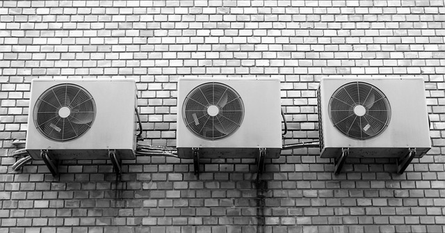 equipos de aire acondicionados externos