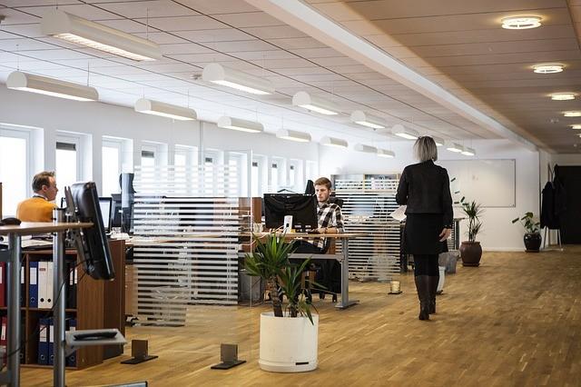 Mamparas para oficina en Madrid