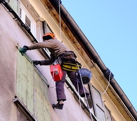 Trabajos Verticales en la rehabilitación de edificios