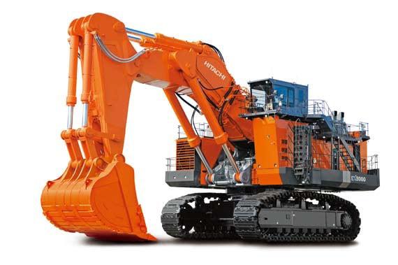 EX8000-6 excavadora mas grande